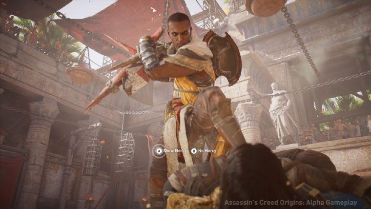 AC: Origins, Xbox One X'te 1080p/60 FPS çalışabilir
