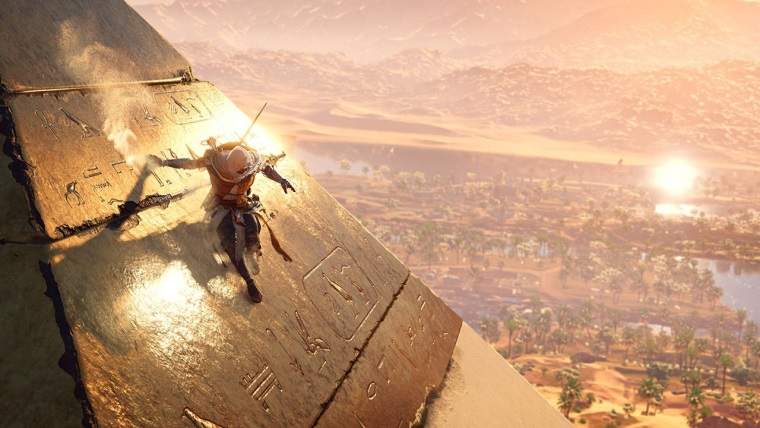 Assassin's Creed: Origins'in dosya boyutu ortaya çıktı