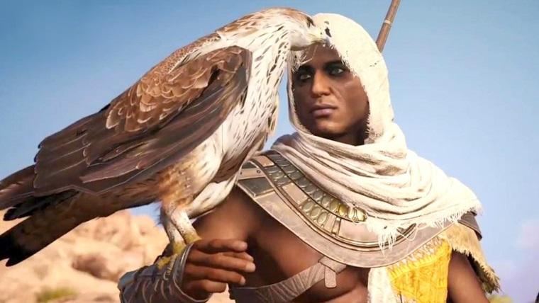 Assassin's Creed: Origins haritasını dolaşmak ne kadar sürüyor?