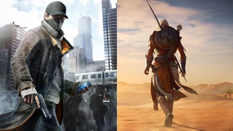 Assassin's Creed ile Watch Dogs'un aynı evrende geçtiği kanıtlandı