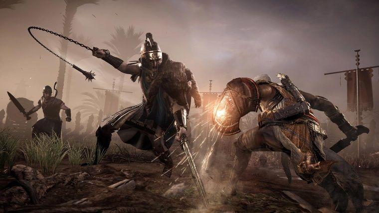 Assassin's Creed Origins'in Aralık ayı güncellemesinde neler var?