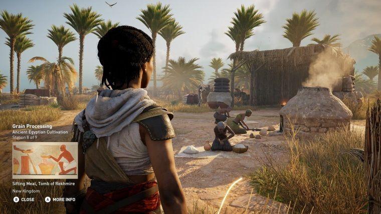 Assassin's Creed: Origins ile geçmişi öğrenmek ister misiniz?
