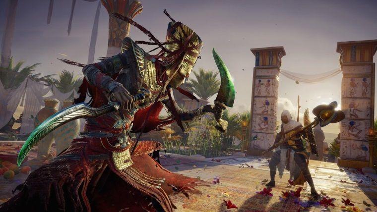 Assassin's Creed Origins'in eklenti paketinin detayları açıklandı
