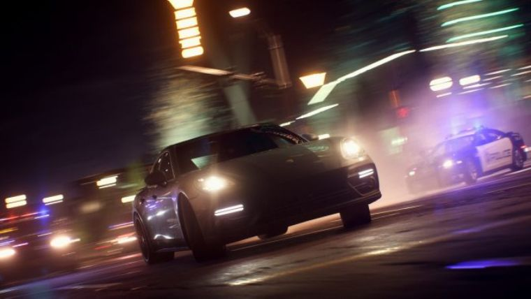 Need For Speed Payback'den 4K 60 FPS oynanış videosu