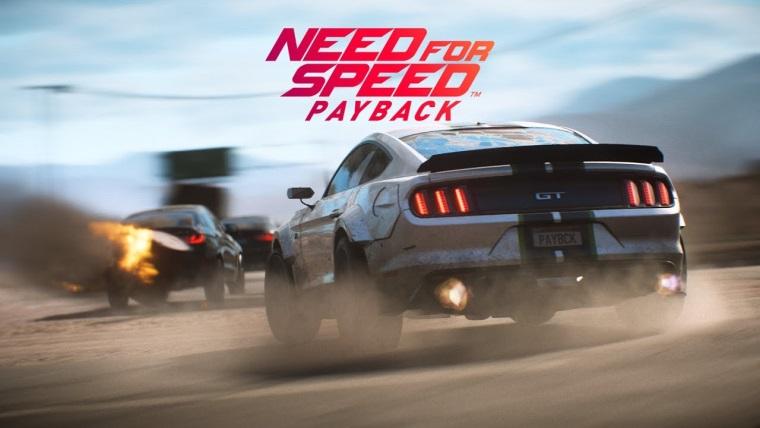 Need For Speed Payback'in ilk inceleme puanları yayınlandı