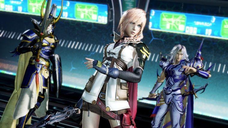 Dissidia Final Fantasy NT karakter listesi