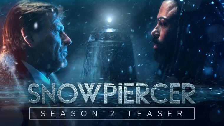 Snowpiercer ikinci sezon fragmanı yayınlandı