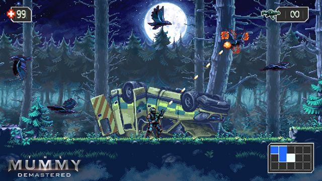 Mumya'nın oyunu PC ve konsollar için duyuruldu