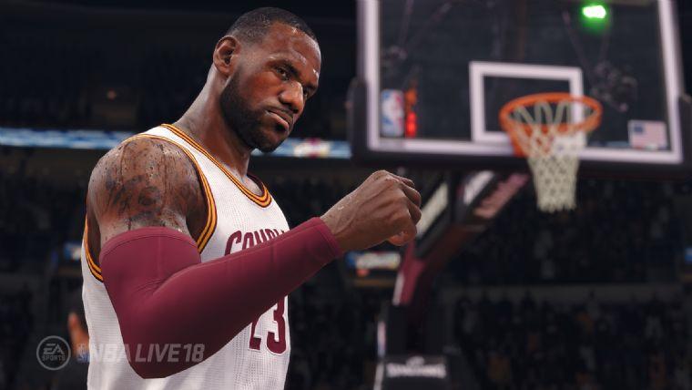 NBA Live 18'de yer alacak müzikler ortaya çıktı