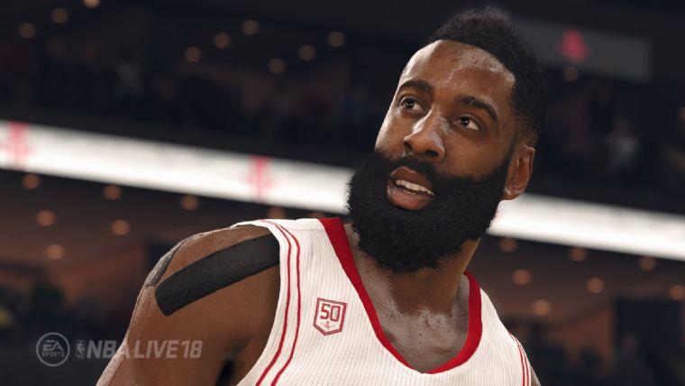NBA Live 18'in kapağında yer alacak oyuncu belli oldu