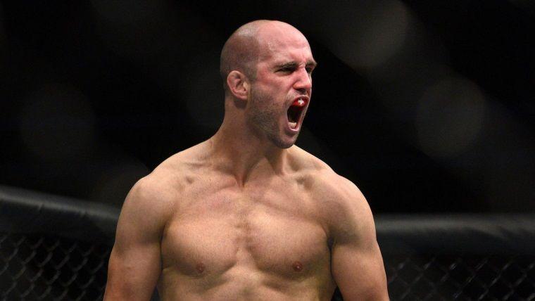 UFC 3'te Türk dövüşçü var