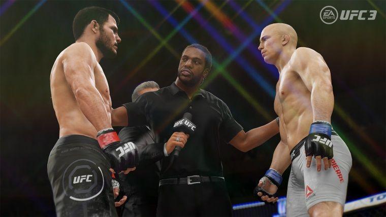 UFC 3'ün tüm karakterleri ve güçleri
