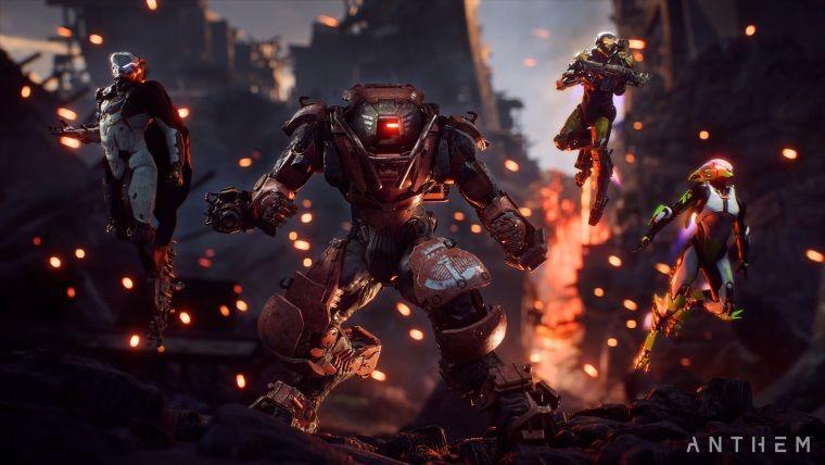 Bioware Anthem'in Demo çıkış tarihini açıkladı. Detaylar geldi