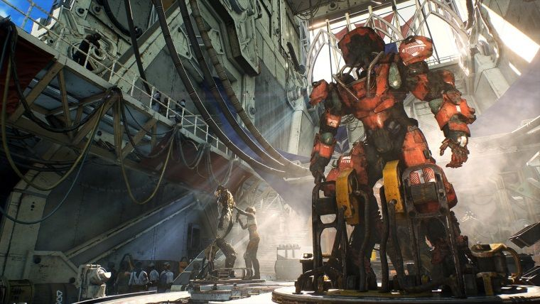 EA Games, Anthem'ı eleştiren YouTuber'ı kara listeye aldı