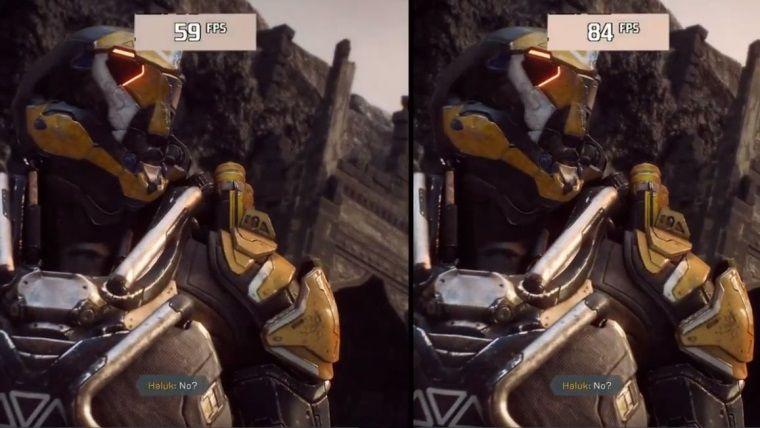 Anthem, PC'de mi yoksa Xbox One X'te mi daha iyi görünüyor?