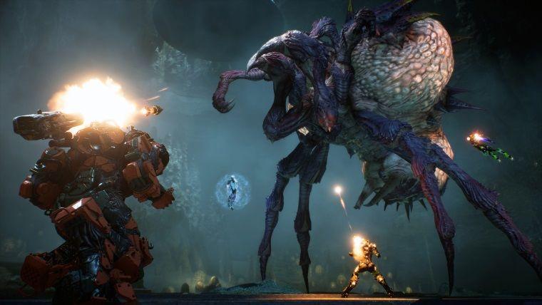 Nvidia'nın DLSS teknolojisi bu kez Anthem'a geliyor