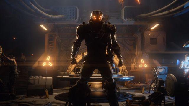 Bioware'in yeni oynunu Anthem'in oynanış videosu geldi