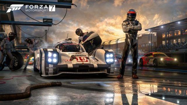 Forza Motorsport 7'den ilk araç listesi