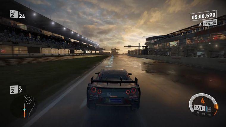 Forza Motorsport 7'nin Xbox One X oynanış videosu yayınlandı