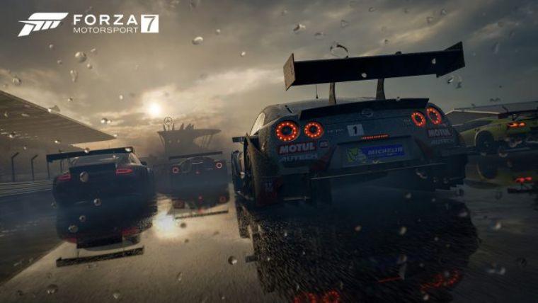 Forza Motorsport 7'nin demosu ve çıkış fragmanı yayınlandı