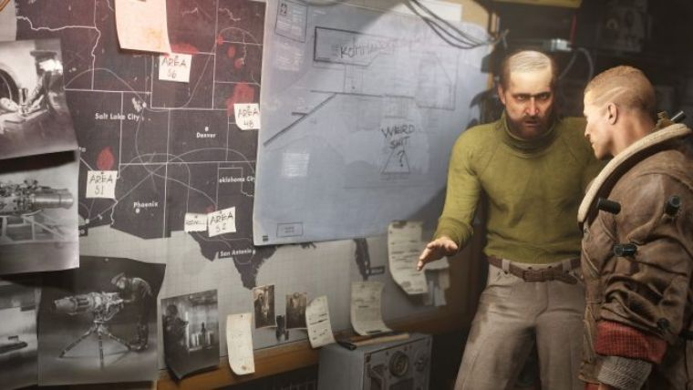Wolfenstein II: The New Colossus'un Gamescom fragmanı geldi