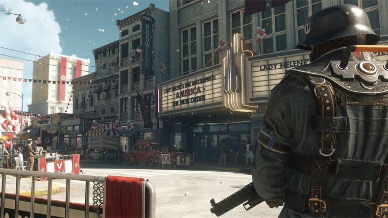 Wolfenstein II: The New Colossus için yeni bir video yayınlandı
