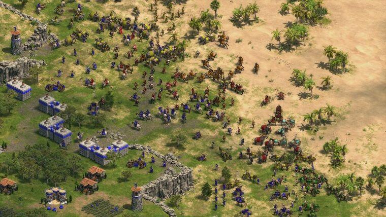 Age of Empires: Definitive Edition inceleme notları ortaya çıktı