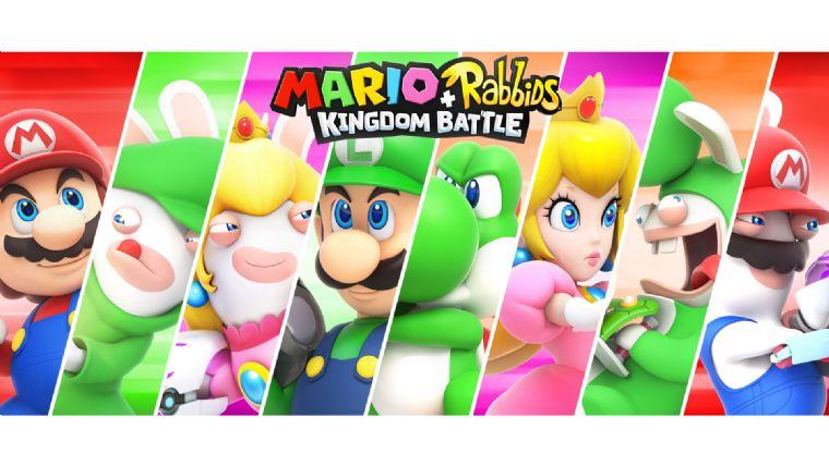 Mario + Rabbids'den muhteşem Live Action fragmanı geldi