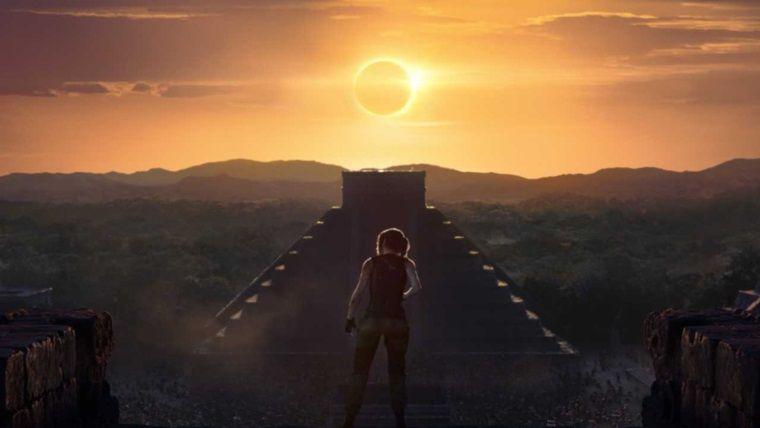 Shadow of the Tomb Raider oyunundan yeni görsel yayınlandı