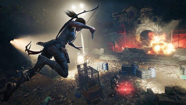 Shadow Of The Tomb Raider'ın yeni tanıtım fragmanı yayınlandı