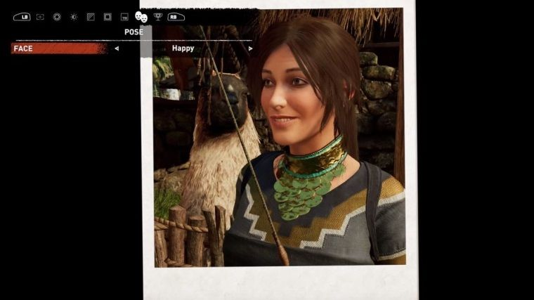 Shadow of the Tomb Raider'dan fotoğraf modu  tanıtım videosu
