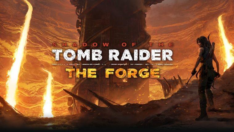 Shadow of the Tomb Raider'ın genişleme paketi The Forge duyuruldu