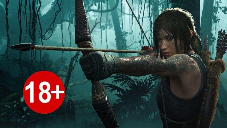 Shadow of the Tomb Raider'ın ilk 18+ modu yayınlandı