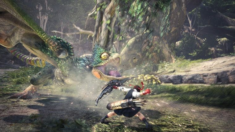 Monster Hunter World, satışları ile Capcom ekibini kurtardı