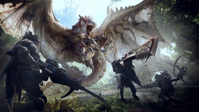 Monster Hunter World'den 24 dakikalık oynanış videosu sızdı