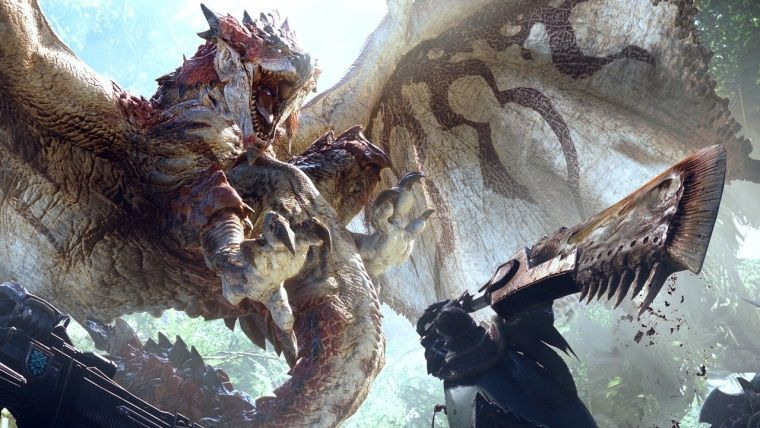 Monster Hunter World'ün PC sürümü ne zaman çıkacak?