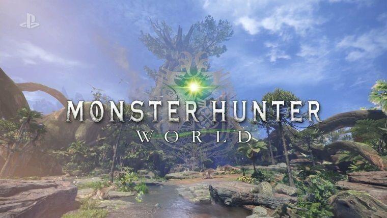 Monster Hunter World'ün dosya boyutu şaşırtıcı derecede küçük