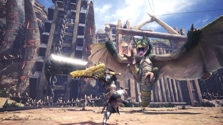 Monster Hunter World, PlayStation'a daha çok önem veriyor