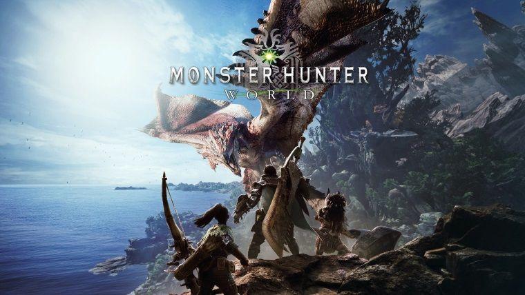 Monster Hunter World, her kıtada liderliğini sürdürüyor