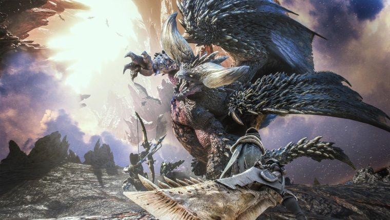 Monster Hunter World, satış listelerini hala domine ediyor