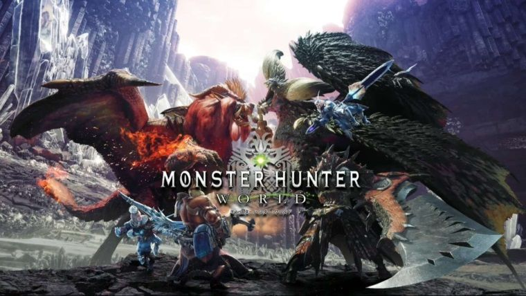 Monster Hunter World, Capcom'un en iyi satan oyunu oldu