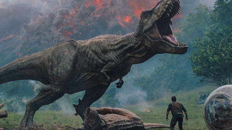 Jurassic World: Fallen Kingdom'ın son fragmanı da yayınlandı