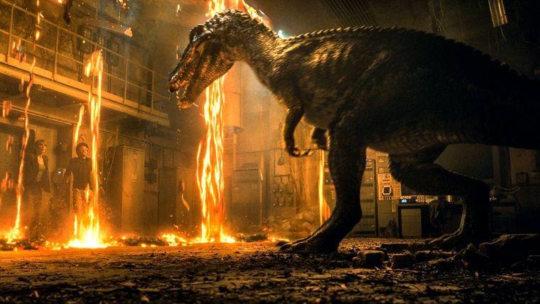 Jurassic World: Fallen Kingdom'ın yeni fragmanı gerilim dolu