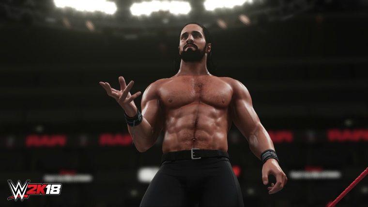 WWE 2K18 için grafik karşılaştırması yapıldı