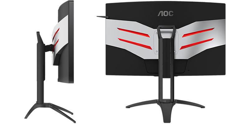 AOC AG322QC4 İncelemesi