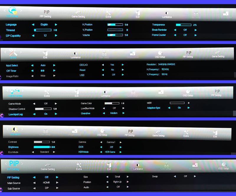 AOC CU34G2X İnceleme: Kavisli Oyuncu Monitörü