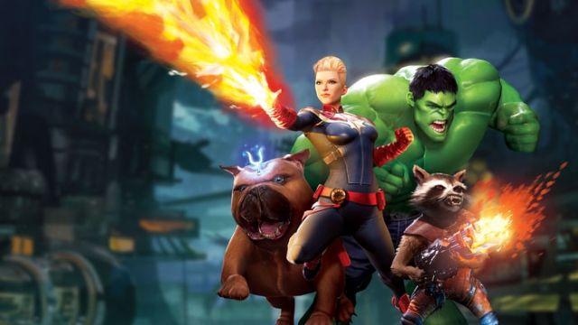 Marvel kahramanları sanal gerçeklik yolunda