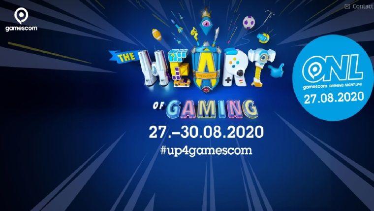 Gamescom 2020 çevrimiçi etkinlik tarihi duyuruldu