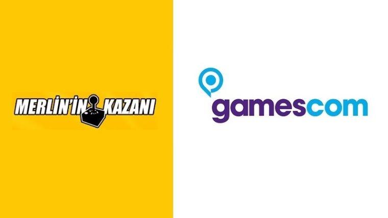 Merlin'in Kazanı Gamescom medya partneri oldu