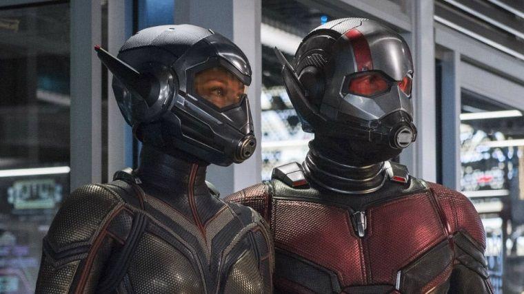 Infinity War yıldızları Ant-Man ve Wasp'ın yerini merak ediyor!